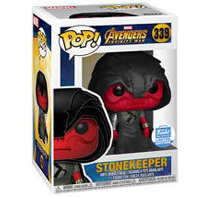 Funko Pop! Marvel Stonekeeper (Red Skull)  Stock