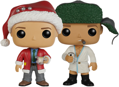 Funko Pop! Movies Clark Griswold & Cousin Eddie