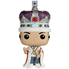 Moriarty With Crown