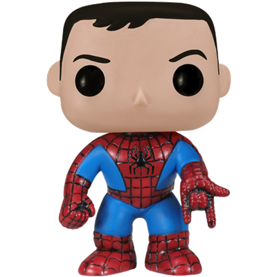 Funko Pop! Marvel Peter Parker