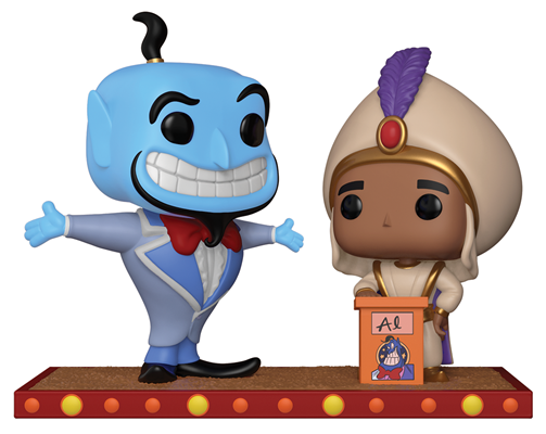 Funko Pop! Disney Aladdin's First Wish