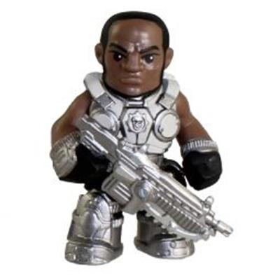 """Mystery Minis Gears of War Augustus """"Cole Train"""""""