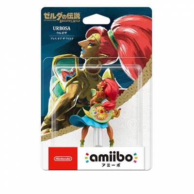 Amiibo The Legend of Zelda Urbosa Stock