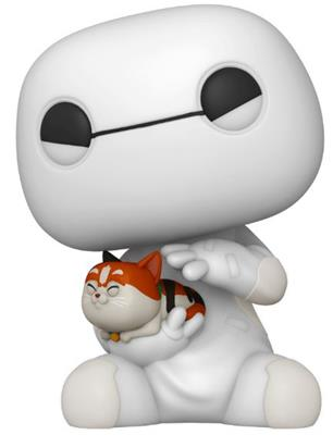 Funko Pop! Disney Baybax with Mochi Icon Thumb