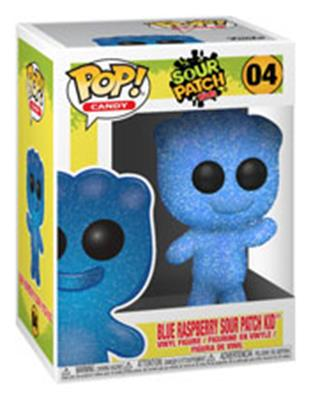 Funko Pop! Candy Blue Raspberry Sour Patch Kids Stock