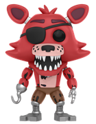 Funko Pop! Games Foxy (Pirate)