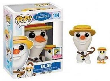 Funko Pop! Disney Olaf (Barbershop Quartet)