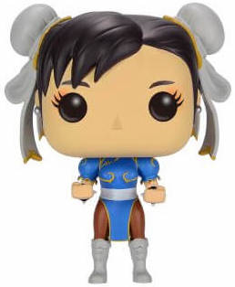 Funko Pop! Asia Chun-Li Icon