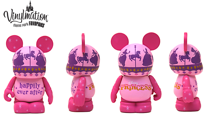 Vinylmation Open And Misc Theme Park Favorites Happy Ever After