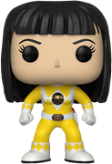 Funko Pop! Television Yellow Ranger (Unmasked)