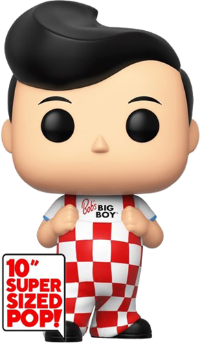 "Funko Pop! Ad Icons Big Boy (10"")"
