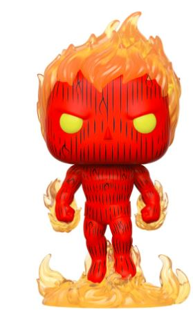 Funko Pop! Marvel Human Torch