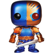 Funko Pop! Heroes Deathstroke (Metallic)