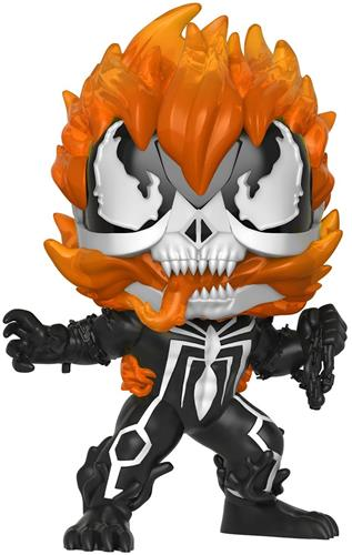 Funko Pop! Marvel Ghost Rider (Venomized)