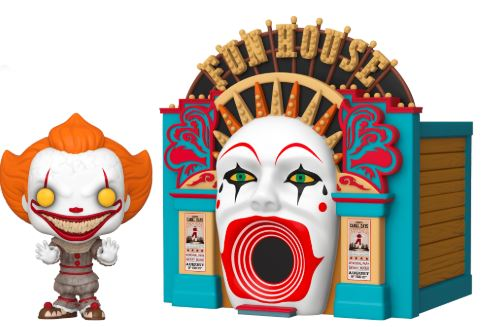 Funko Pop! Town Demonic Pennywise & Funhouse