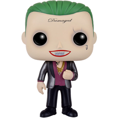 Funko Pop! Heroes The Joker (Suicide Squad) (Suit) Icon