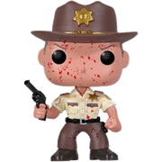 Funko Pop! Television Rick Grimes (Bloody)
