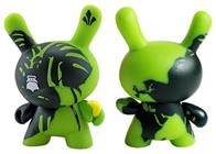Kid Robot French Dunny Series 2008 TRBdsgn
