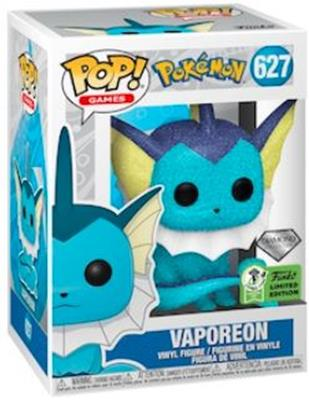 Funko Pop! Games Vaporeon (Diamond Collection) Stock