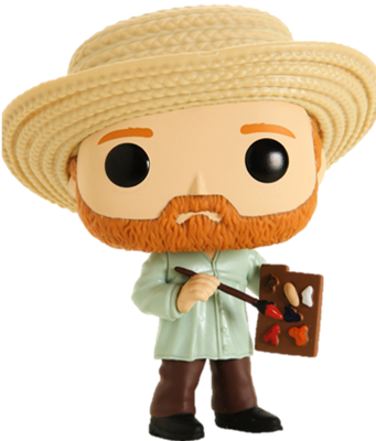 Funko Pop! Other Vincent Van Gogh