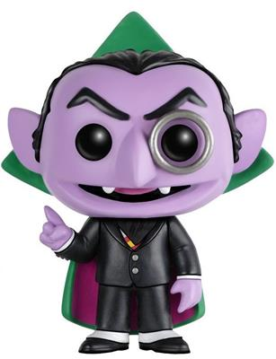 Funko Pop! Sesame Street The Count
