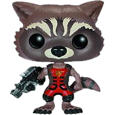 Funko Pop! Marvel Rocket Raccoon (Ravagers Uniform)