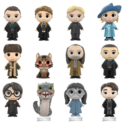 Mystery Minis Harry Potter Series 3 Mrs Norris