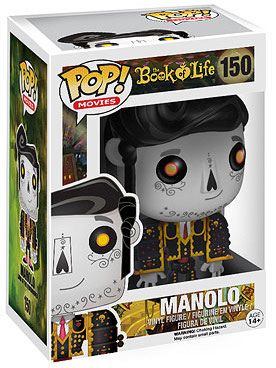 Funko Pop! Movies Manolo (Remembered) Stock