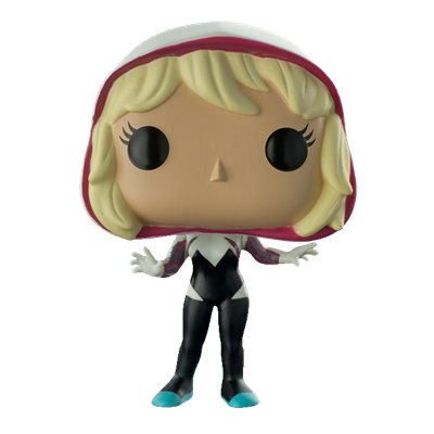 Funko Pop! Marvel Spider-Gwen (Unmasked)