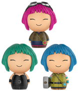 Dorbz Movies Ramona Flowers (3-Pack)