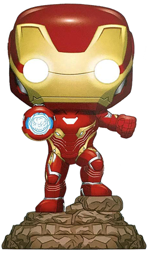 Funko Pop! Marvel Iron Man (Light Up)