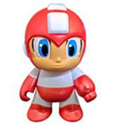 Kid Robot Art Figures Mega Man (Red)