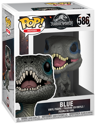 Funko Pop! Movies Blue Stock