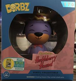 Dorbz Television Huckleberry Hound (Purple)