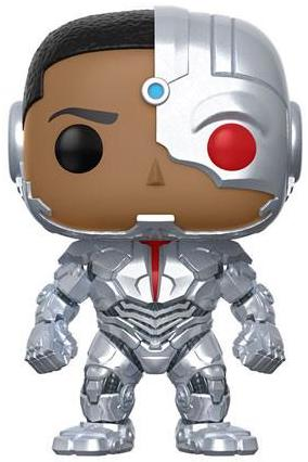 Funko Pop! Heroes Cyborg Icon