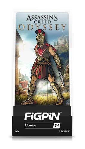 FiGPin Assassin's Creed Alexios Stock