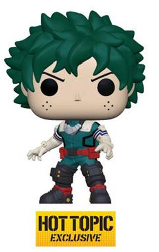 Funko Pop! Animation Deku Hot Topic Icon