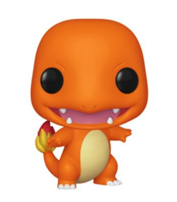 Funko Pop! Games Charmander