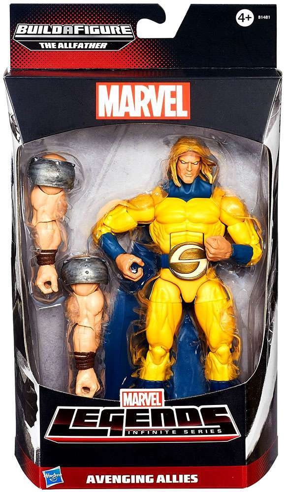 Marvel Legends All-Father Series Sentry