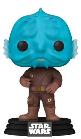 Funko Pop! Star Wars The Mythrol