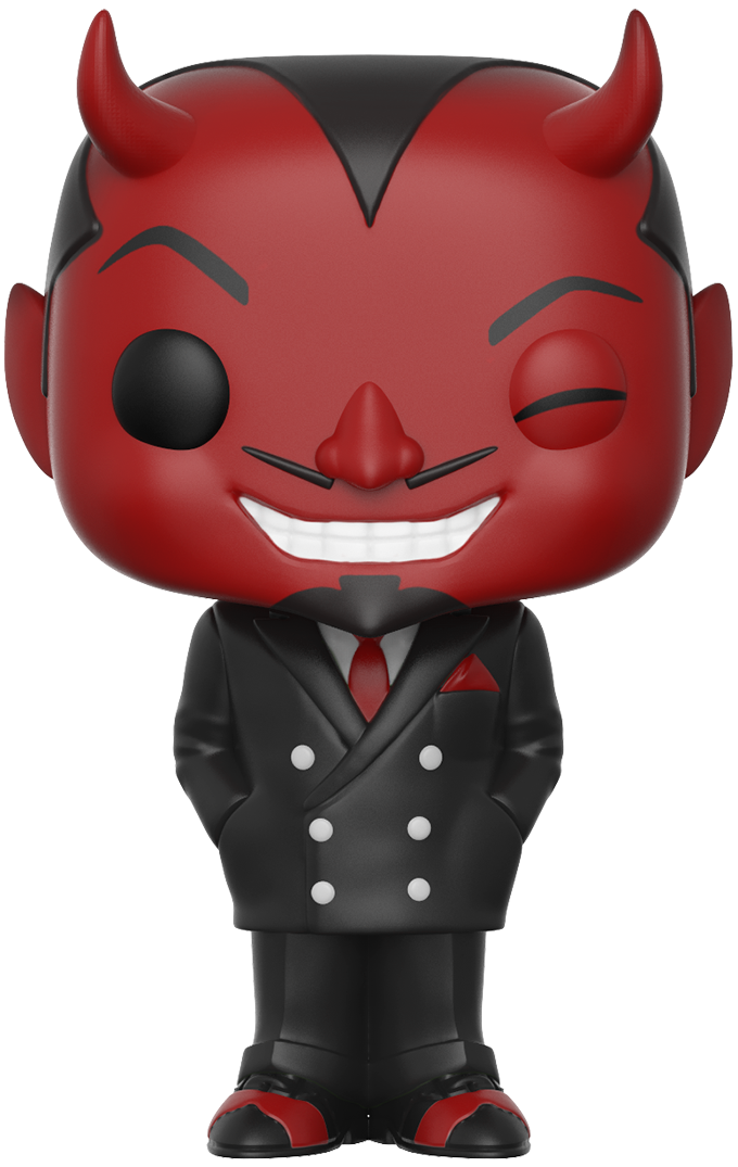 Funko Pop! Funko El Diablo (Black Suit)