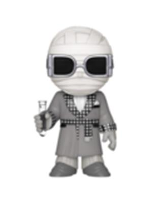 Mystery Minis Universal Monsters The Invisible Man wrapped up (Black White)