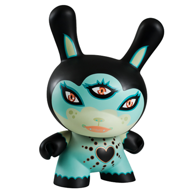 "Kid Robot 20"" Dunnys Heart of Gold Icon"