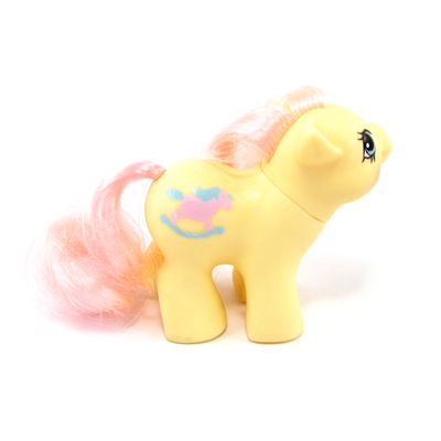 My Little Pony Year 05 Milkweed and Tumbleweed