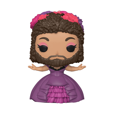 Funko Pop! Movies Bearded Lady