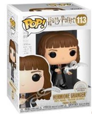 Funko Pop! Harry Potter Hermione with Feather Stock