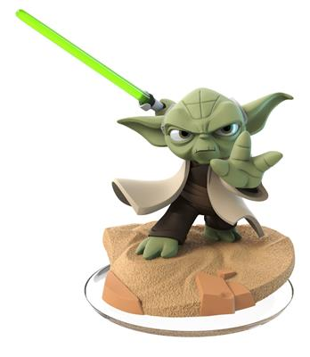 Disney Infinity Figures Star Wars Yoda