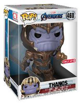 "Funko Pop! Marvel Thanos (10"") Stock"