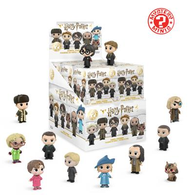 Mystery Minis Harry Potter Series 3 Argus Filch