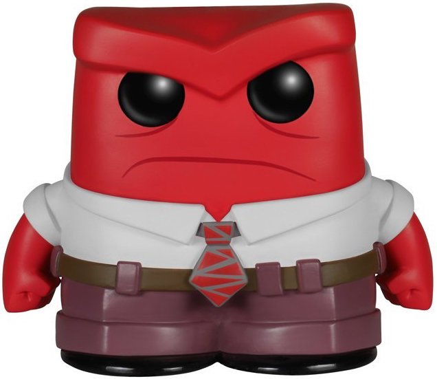 Funko Pop! Disney Anger